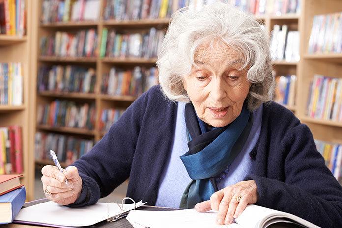 Praca dla emerytów i rencistów