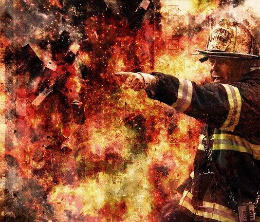 Plan przeciwpożarowy